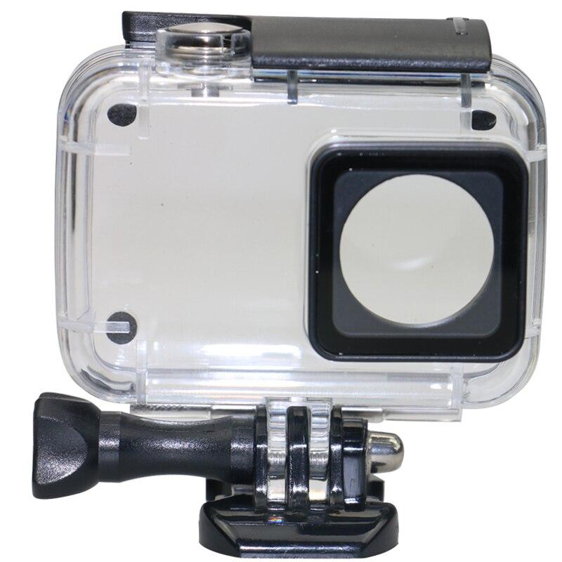 bilder für 100% marke Neue Tauchen 45 mt Wasserdicht Fall Für Xiaomi Xiaoyi YI sport Kamera II 2 Fall Xiaomi YI 4 Karat Action Kamera 2 schutz