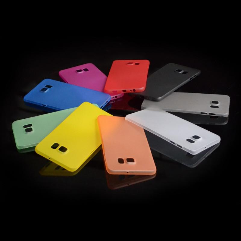 Galleria fotografica New Slim Ultra Thin Soft Transparent Phone Case For Samsung Galaxy S3 S4 S5 S6 S7 edge S3/S4/S5 mini A3 A5 A7 A8 Note 3 4 5 edge