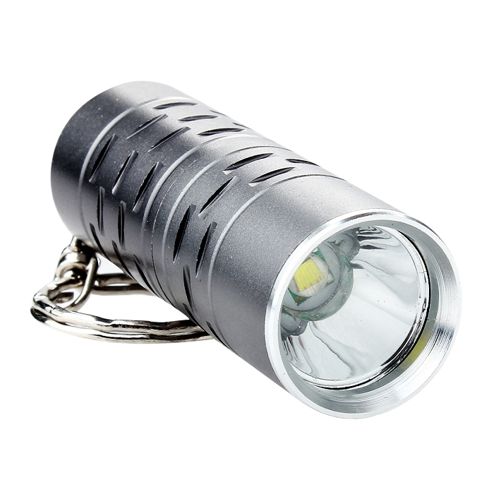 Mini Led Keychain Flashlight 2000 Lumens CREE XM-L T6 Led Torch Lamp Battery AAA EDC Multi Color Outdoor Emergencies nitecore mt10a tactical flashlight edc cree xm l2 u2 920 lumens led mini torch with red white light by 14500 aa battery
