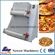 Good sale commercial pizza forming machine,electric pizza base press machine,pizza sheeter making machine for restaurant