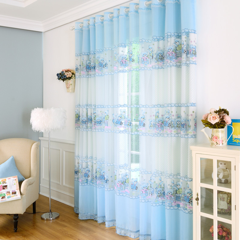 Online buy wholesale baby curtains from china baby curtains wholesalers - Cortinas cuarto bebe ...