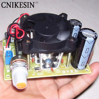 High Power Adjustable Regulated Power Supply LM338k Lm317 Upgrade To The Output1 2 30V Linear 3A