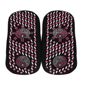 Image 5 - Chaussette de physiothérapie auto chauffante, thérapie magnétique Tourmaline, massage des pieds, massage, chaud, soins, santé, arthrite, unisexe