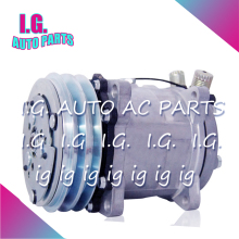 New Auto AC Compressor For Car Universal OEM NO SD 508 8390 12V / 24V Fast delivery