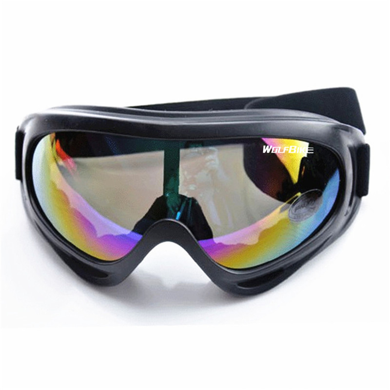 WOSAWE X400 UV Protection Outdoor Sports Ski Snowboard Skate Goggles Motorcycle Off-Road Cycling Ciclismo Goggle Glasses Eyewear