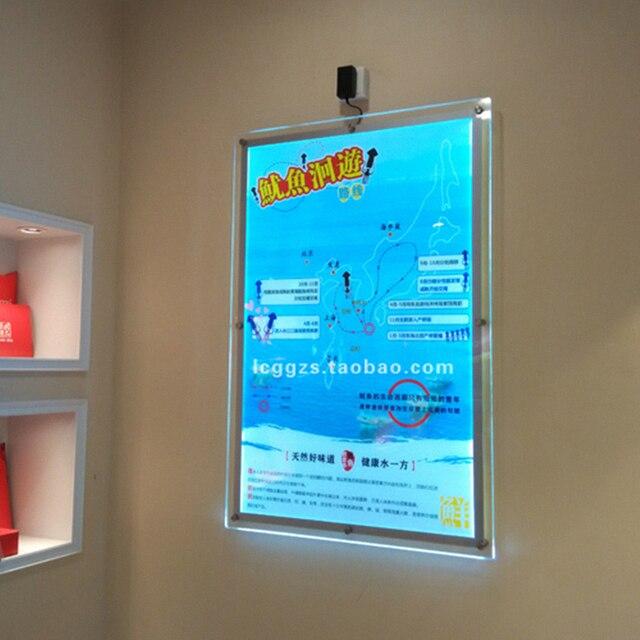 Acrylic Wall Mounted Display Frames