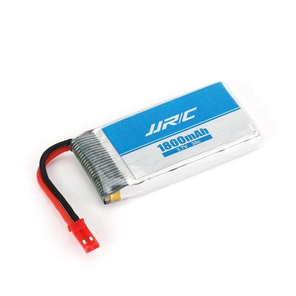JJR/C 3.7V <font><b>1800mAh</b></font> 30C <font><b>2S</b></font> Li-po Rechargeable Battery Spare Parts Accessories for JJR/C H68 RC Drone Quadcopter Aircraft UAV Accs image