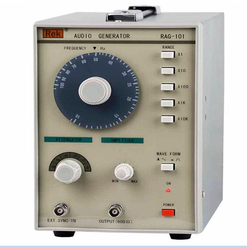 RAG101 Basse Fréquence Signal Générateur 10 hz-1 mhz Signal Audio Générateur