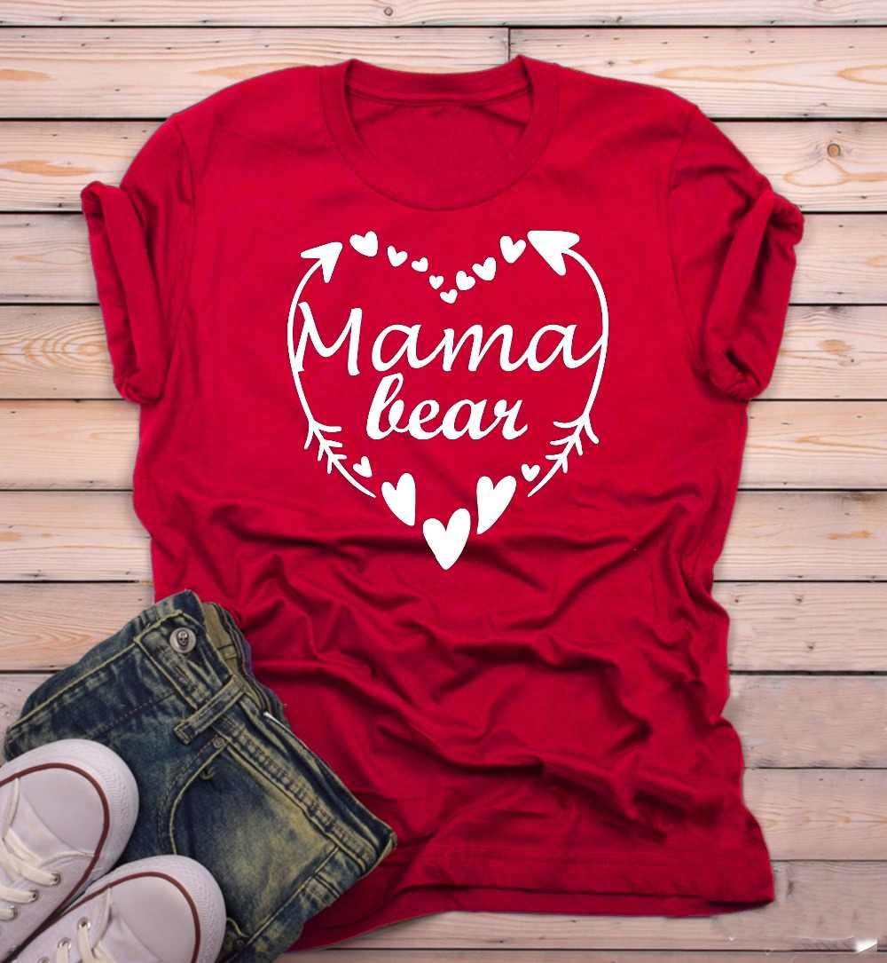 ee6e9a74e1174 Mama Bear Shirt Shirts for Moms Trendy Cool Mom Shirts, Mothers Day Gift  Fashion Clothes