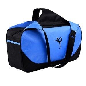 Image 3 - Aosbos Bolsa de Yoga caliente para mujer, ropa multifuncional, bolso de gimnasio, bolsas de deporte impermeables, bolsas de alfombra para Yoga, bolso de gran capacidad