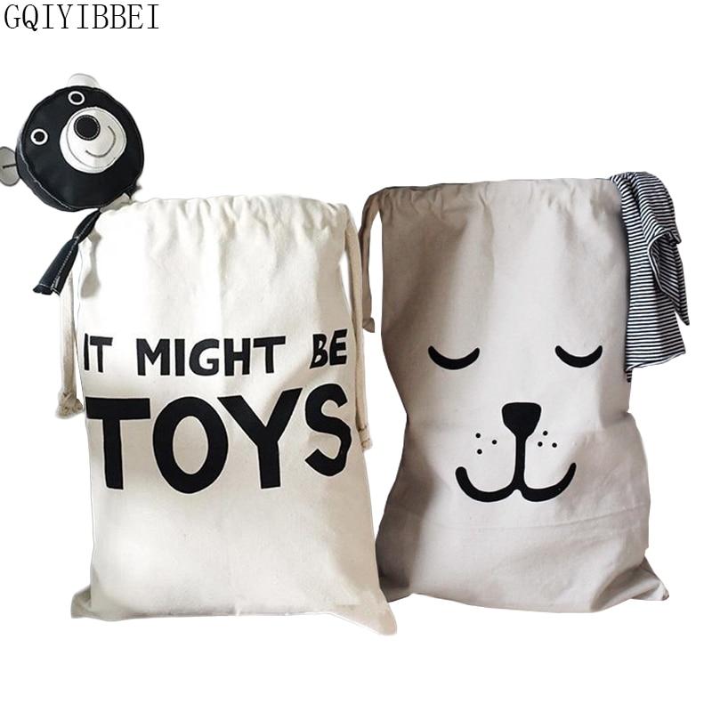 GQIYIBBEI baba gyerekek vászon játékok tároló táska Batman - Szervezés és tárolás