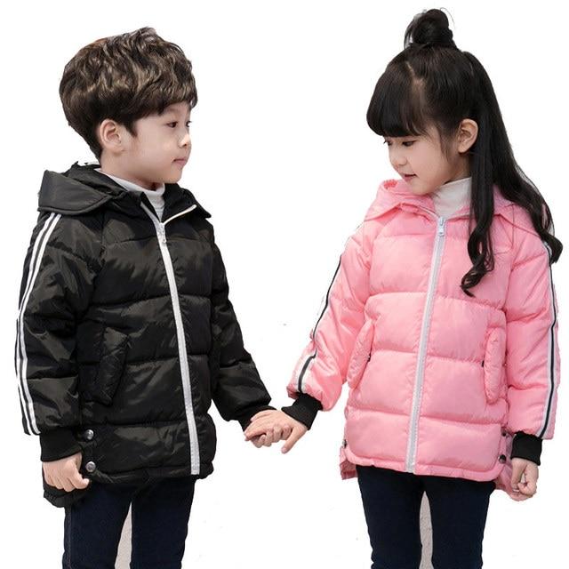 Aliexpress.com : Buy Children Jackets Boys Girls Winter down coat ...