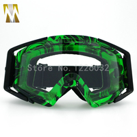 Hot Sale Motocross Goggles Motorcycle Outdoor Sport Glasses Windproof Motor Off Road ATV Dirt Bike Helmet