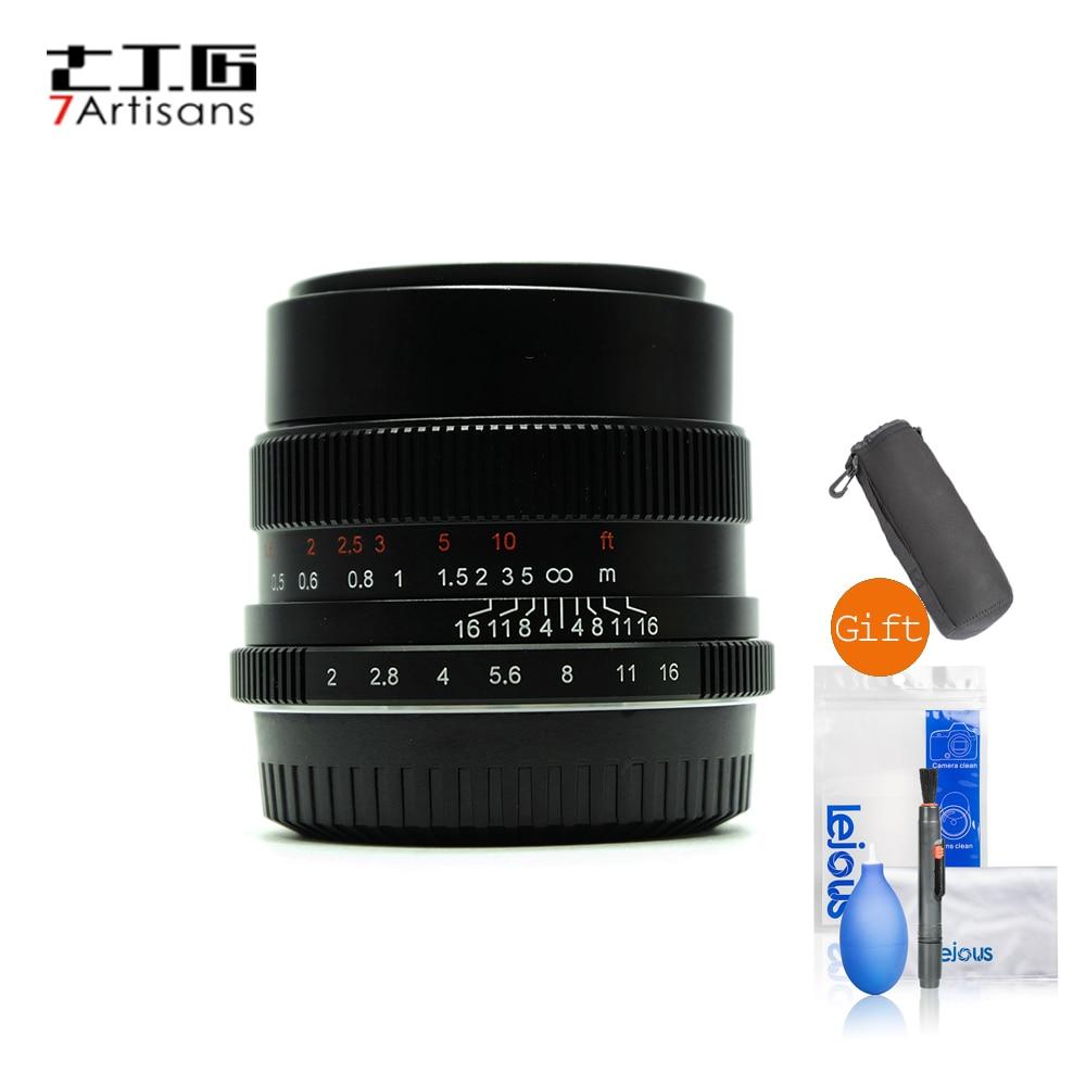 7artisans 35mm F2 Large Aperture Paraxial M-mount Lens for Leica Cameras M-M M240 M3 M5 M6 M7 M8 M9 M9P M10 original 7artisans 50mm f1 1 m mount fixed lens for leica m mount cameras m m m240 m3 m6 m7 m8 m9 m10