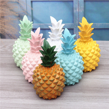 Lovely Pineapple Ornaments Zakka Box Ceramics Home Amp Living Ornament Decorative Dropshipping