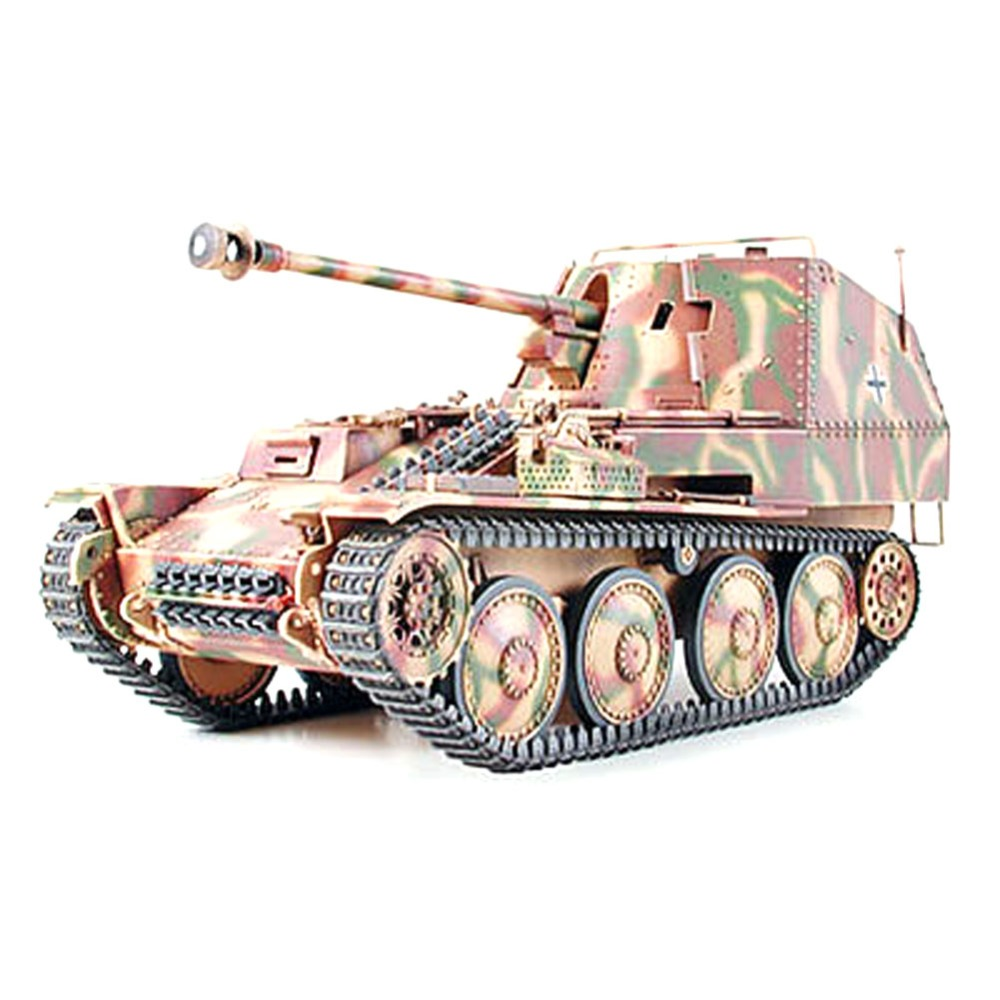 OHS Tamiya 35255 1/35 German Tank Destroyer Marder III Ausf M 75mm Pak 40/3 Sd Kfz138 Military Assembly AFV Model Kits G herschel supply co чехол для документов