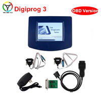 Top Quality Professional Digiprog3 Odometer Programmer With OBD2 Cables Digiprog 3 V4.94 OBD Version DigiprogIII DHL Shipping