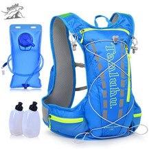 TANLUHU  Men Women 15L Outdoor Camping Hiking Bag Bicycle Cycling Bags Backpack Vest Marathon Running