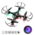 Rc Quadcopter Drone With Camera HD Dron Rc Helicoptero Black and White Professional Quadrocopter Helicopter Toys For Gift