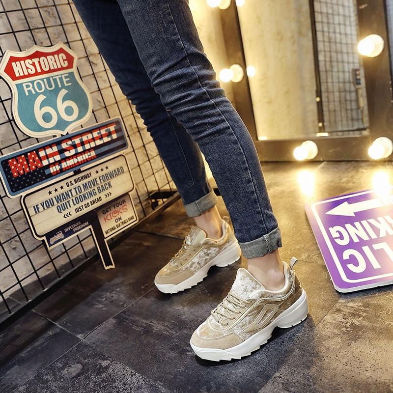 Profonde Peu Femmes jaune Femelle Semelles Croix Med Sneakers blanc Vulcaniser Décontracté Noir Pour Chaussures Plate De Mode Solide Épaisses attaché Lacets Hiver forme À f8wxq04w