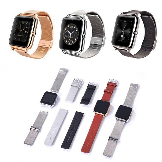Venta caliente Z50 Inteligente Reloj Teléfono con Marco de Metal de ...