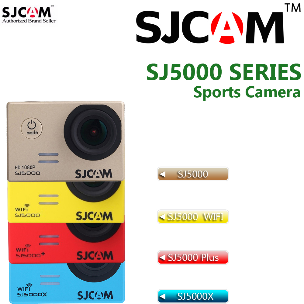 100% Original SJCAM SJ5000X Elite Wifi SJ5000 Plus SJ5000 WIFI Sj5000 30M Waterproof Sports Action Camera Sj 5000 Series Cam DVR
