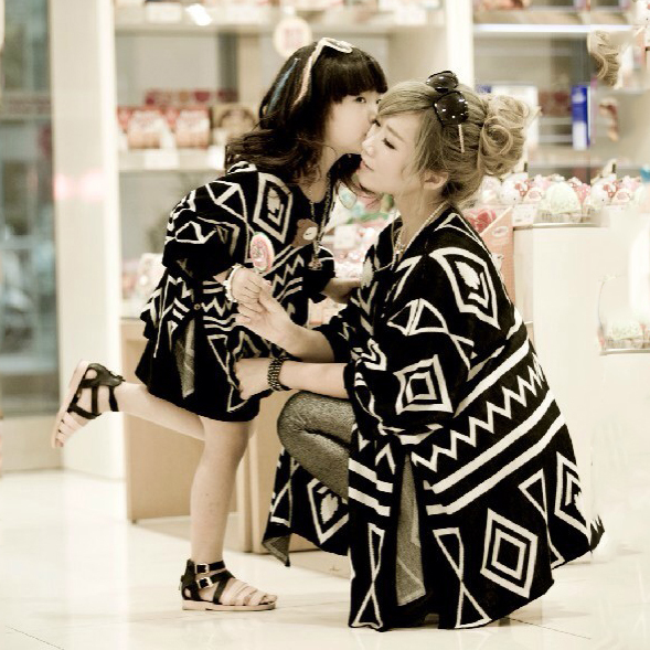 2018 family look clothing matching mother daughter clothes coat jackets for girls and women casaco infantil mommy and me clothes family matching mother daughter mommy and me clothes family look girls fashion clothing women summer dress vintage outfits 41