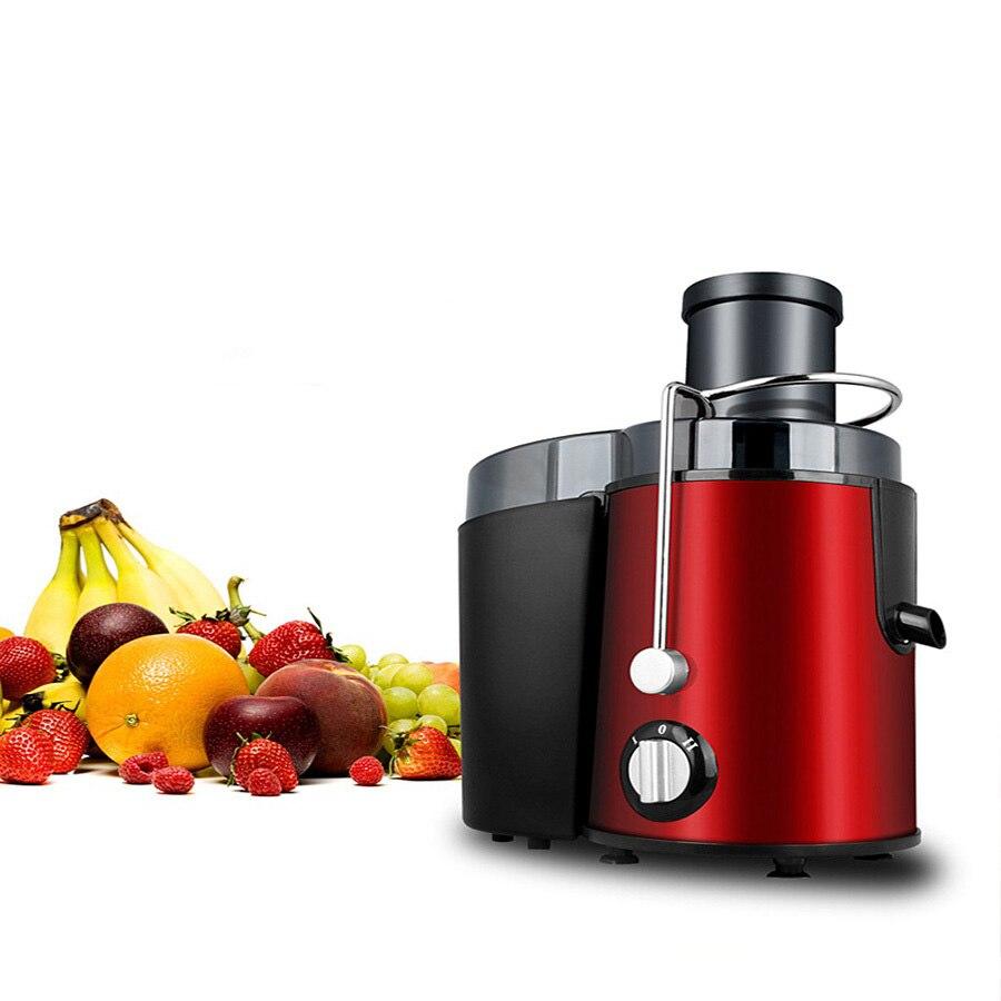 Electric Juicer Multivarka Machine Food Household Mixer Blender Juice Fruit Citrus Generation Juicer Make Sugarcane Machine