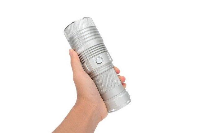 HaikeLite MT07S CREE XHP70.2 5000Lumen taschenlampe