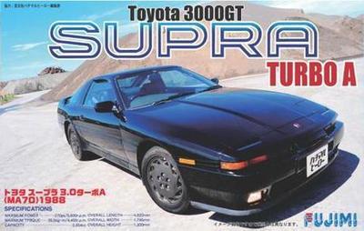1/24 Toyota Supra 3.0GT 87 038621/24 Toyota Supra 3.0GT 87 03862