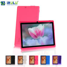"""Original iRULU eXpro X1 7"""" Tablet 1024*600 HD Quad Core Android 4.4 Kitkat Tablet PC 8GB ROM Wifi Tablet Multi Colors(China (Mainland))"""