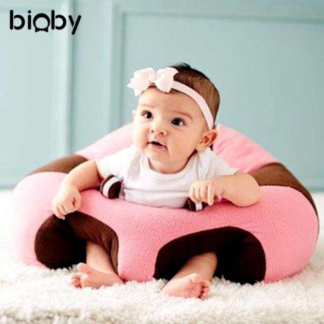 Plush Sofa Seat for Infant