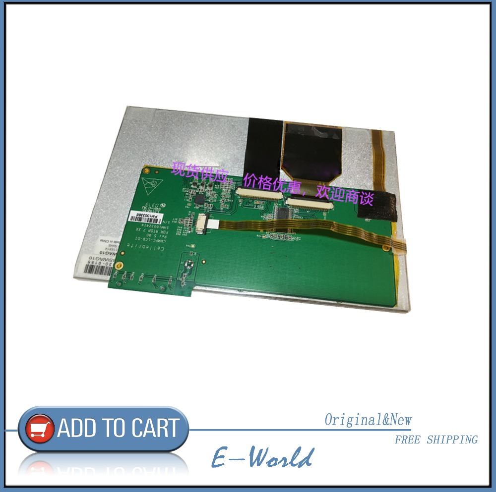 Original 7inch LCD screen FX0700G3DSSWAG10 free shipping