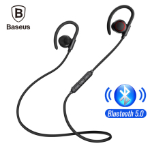 Baseus S17 Sport Wireless Earphone Bluetooth 5.0 For iPhone Xiaomi Headset Waterproof  Headphone Handsfree Ear Phone