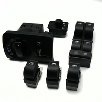 For Audi A6 C5 RS6 S6 Allroad Side Mirror Window Headlight Control Switch 4B0 959 851 4B0 959 855 4B1 959 565A 4B1 941 531E