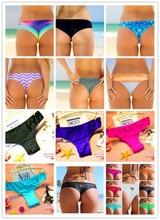 2017 hot sale sexy womens swim briefs bikini bottom sexy swimwear women brazilian panty underwear biquini swimsuit S M L