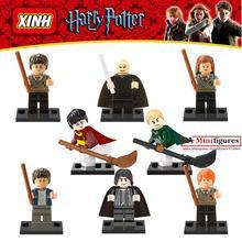 Harry Potter Half-Blood Prince Ron Lord Voldemort action Mini figures sets bricks building blocks Baby Toys
