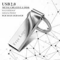 USB flash Drives 128 gb mini USB flash metalowy długopis klucz dysku logo pendrive trzymać karty pamięci flash o pojemności 32 GB/8 GB/4 GB/16 GB/128 GB
