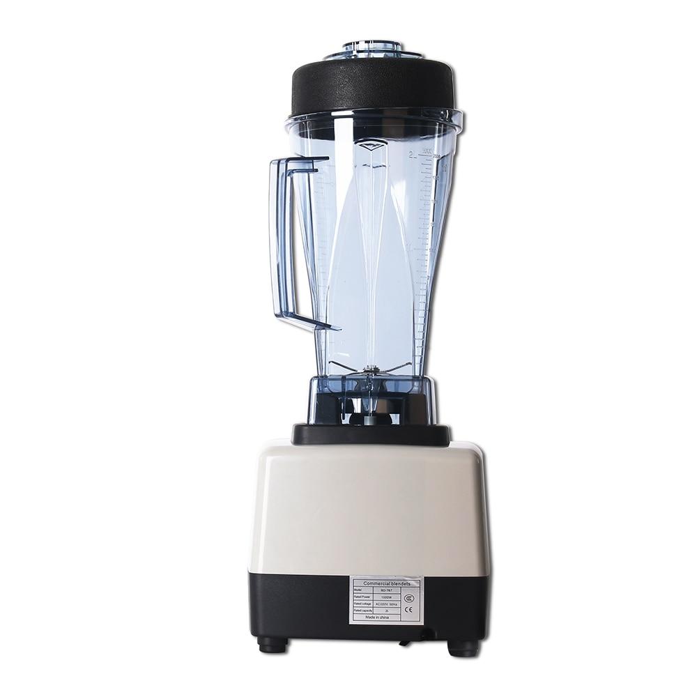 ITOP Commercial 1500W Blender Fruit Vegetable Mixers Cutters Juice Extractor Juicers Kitchen Food Processors Japan Motor