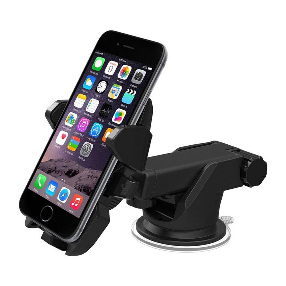 BBGear Handy Auto Halter 360 Grad-umdrehung Auto Armaturenbrett Windschutzscheibe berg Handy-Halter für iphone x 6 6 s 7 8 Plus