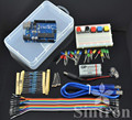 [Sintron] Light Starter Kit + UNO R3 + PDF Files for Arduino AVR MCU learner !