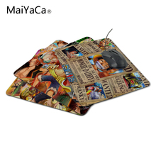 MaiYaCa New Anti-Slip PC Cartoon Anime One Piece Silon Mouse Mat Pad Me Mat for Optal Pad