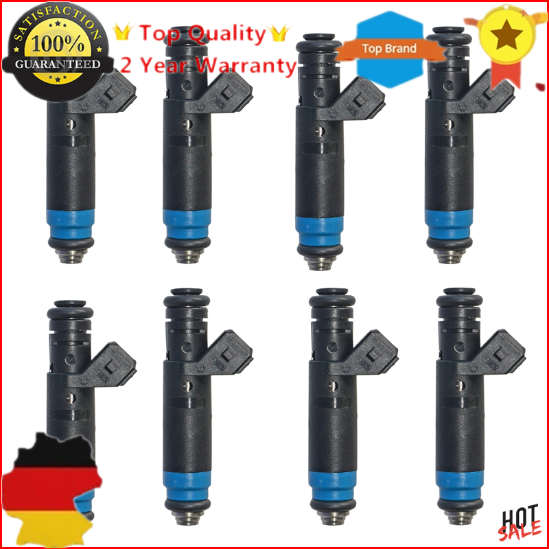 US $96 1 |AP02 New Set (8) For Siemens Deka 80 LB High Impedance Fuel  Injectors EV1 110324 FI114992-in Fuel Injector from Automobiles &  Motorcycles on