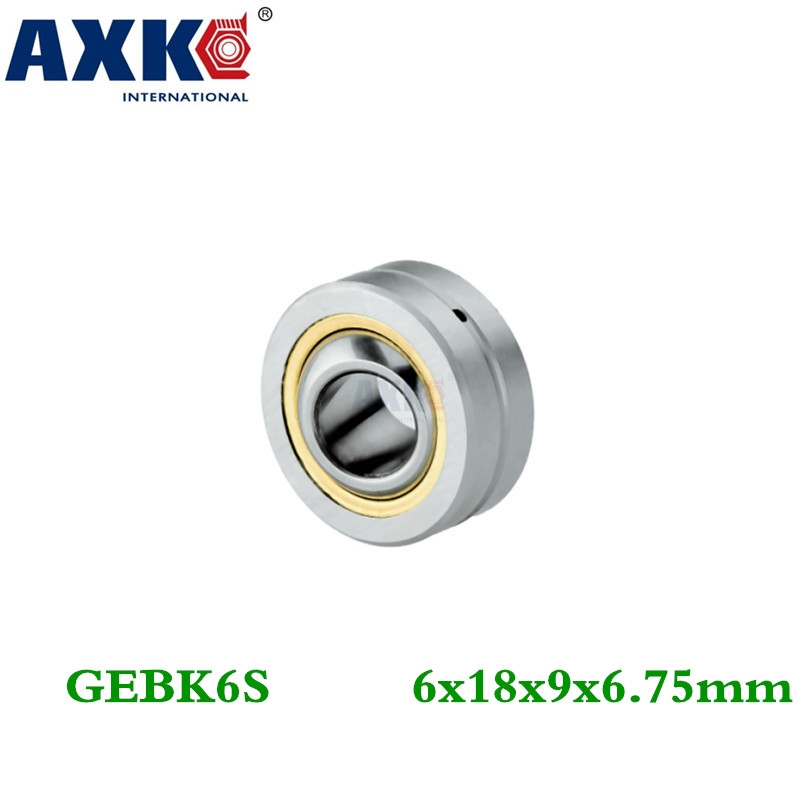 Axk Gebk6s Pb-6 Radial Spherical Plain Bearing With Self-lubrication For 6mm Shaft kid s box 2ed 6 pb