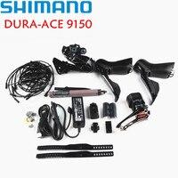 Shimano Тормозные колодки Dura Ace DI2 R9150 2x11 Скорость дорожный велосипед Электронный указано комплект