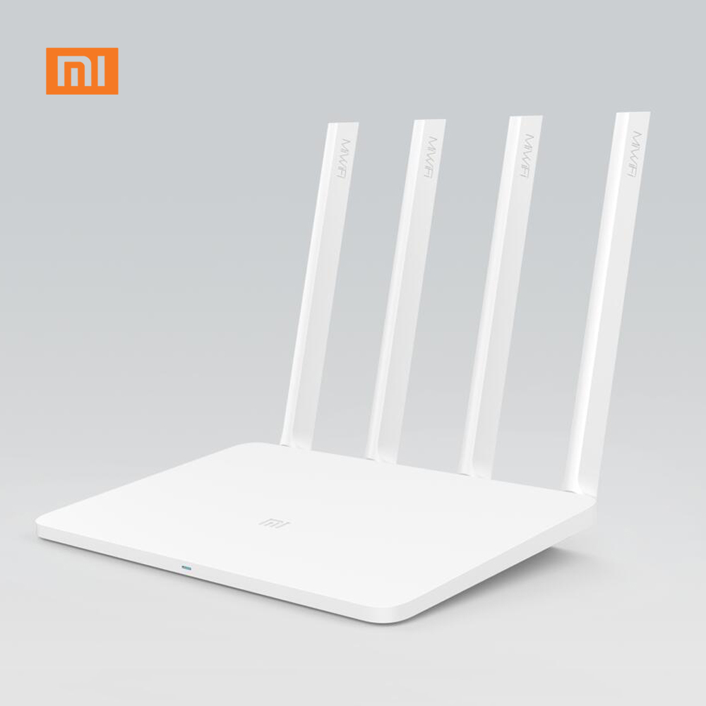 Newest Xiaomi Wireless Wifi Router 3A 1167Mbps 64MB 802.11ac Dual Band 2.4G/5GHz Wi-Fi Extender Mi Router Exclusive MiWiFi App