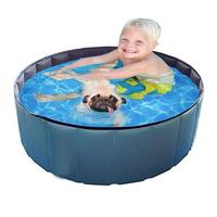 Children Pet Foldable Bath Tub Garden Summer Bathroom Portable Baby Kids Plastic Bathing Tub Water toys