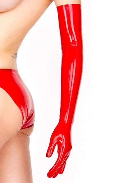 gummihandschuhe fetisch ballknebel