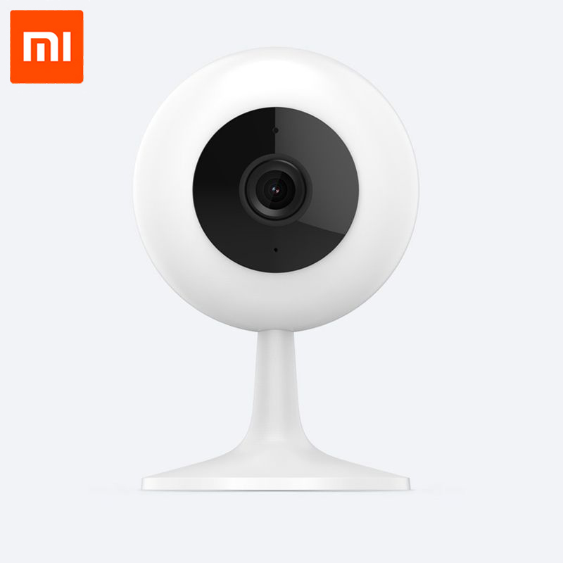 100% original Xiaomi Mi MiJia Smart Webcam Popular Version 360 Angle 720P HD Night Vision Wireless Wifi IP Webcam Smart Home 100% original Xiaomi Mi MiJia Smart Webcam Popular Version 360 Angle 720P HD Night Vision Wireless Wifi IP Webcam Smart Home