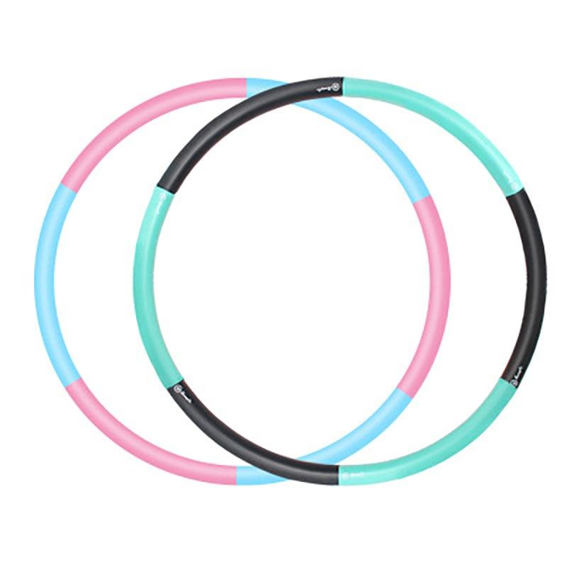 Medium Rainbow Circle Hot Selling Toys 6.5*6.5 Cm Rainbow Circle Children Spring Circle To Play Magic Hula Hoop Gags & Practical Jokes